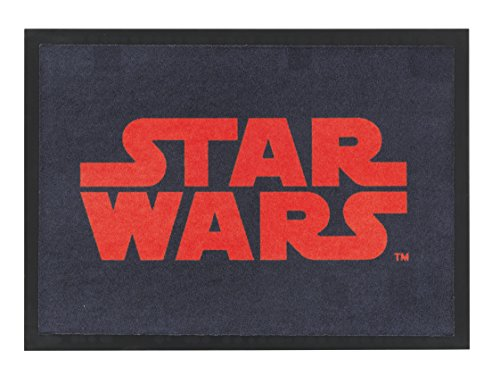 Star Wars B Carpet paillasson Red Logo 50 x 70 cm