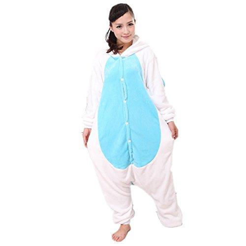 Misslight Unicorn Pyjamas Costumes d'animaux Cosplay Pyjamas Combinaison Vêtements de nuit Combinaison pour Enfant Adulte Unisexe