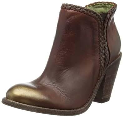 Maruti  Faicchio bordeaux washed leat, Bottes et boots femme - Marron - Braun (bordeaux), 37 EU