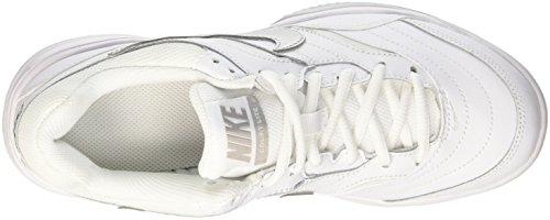 Nike 845049-100, Sneakers basses femme Blanc