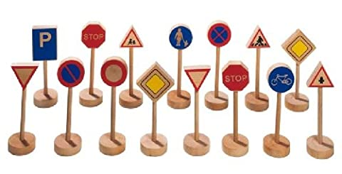Signalisation Enfants - Goki - 2041286 - Figurine Transport Et