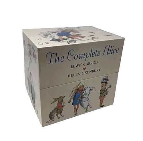 The Complete Alice por Carroll Lewis