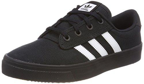 Adidas kiel, scarpe da skateboard uomo, nero (cblack/ftwwht/cblack cblack/ftwwht/cblack), 42 eu