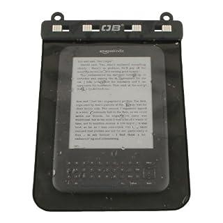Overboard Wasserdichte Tasche Ebook, Schwarz, 15 x 15 x 2 cm, OB1082BLK