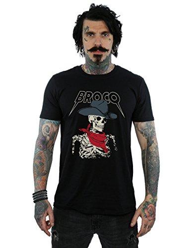 Don Broco Men's Skeleton Cowboy T-Shirt