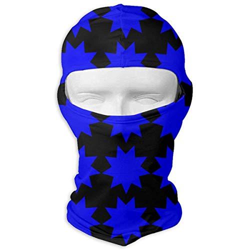 Vidmkeo 9th Infantry Division Unisex Face Mask Dust Sun UV Protection Balaclava Face Mask Fashion14