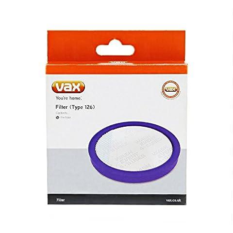 Vax Genuine Type 126 Filter Kit