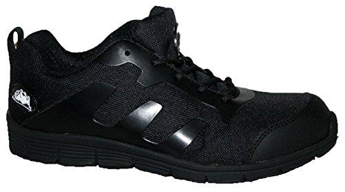 Groundwork Gr95, Damen Sicherheitsschuhe, schwarz - Schwarz - Größe: 39 EU