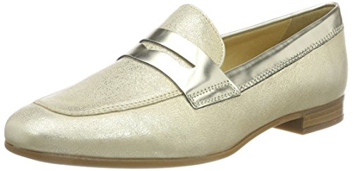 Geox Marlyna B, Mocassini Donna Oro (Gold)