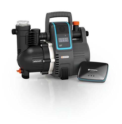 GARDENA smart Pressure Pump Set: via App/Tablet steuerbar + smart Gateway thumbnail