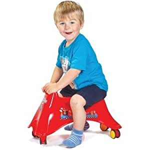 Whirlee Ride On (in Blue or Red)