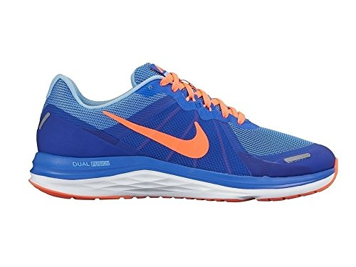Nike Damen 819318-401 Trail Runnins Sneakers Blau