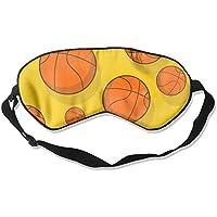 Sleep Eye Mask Basketball Game Lightweight Soft Blindfold Adjustable Head Strap Eyeshade Travel Eyepatch preisvergleich bei billige-tabletten.eu