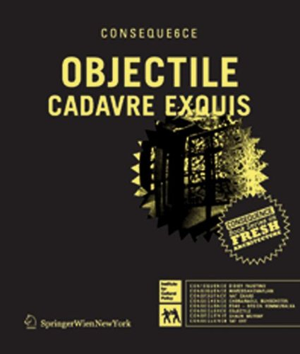Objectile: 6 (Consequence Book Series on Fresh Architecture) par Berard Cache