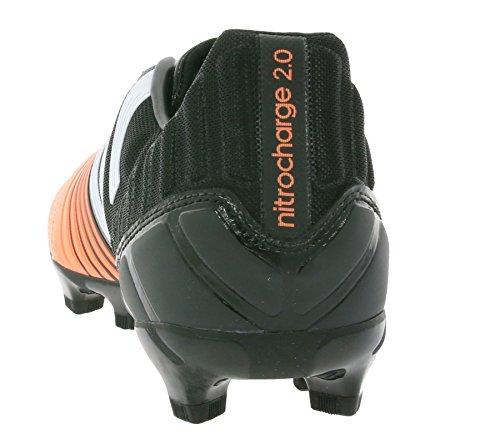 Nitrocharge 2.0 FG - Chaussures de Foot Schwarz