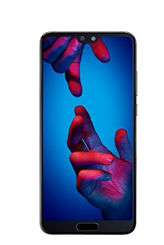 "Huawei P20 Dual SIM 4G 128GB Black - Smartphones (14.7 cm (5.8 ""), GB 128, 20 MP, Android, Oreo + EMUI 8.1 8.1, Black)"