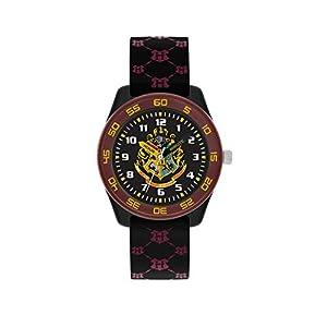 Harry Potter Reloj para de Cuarzo con Correa en Goma HP9050 5