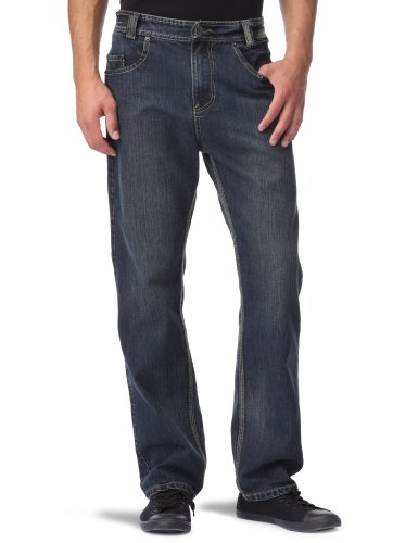 Globe Angus Jeans da uomo Jeans, Uomo, Vince Wash, 30