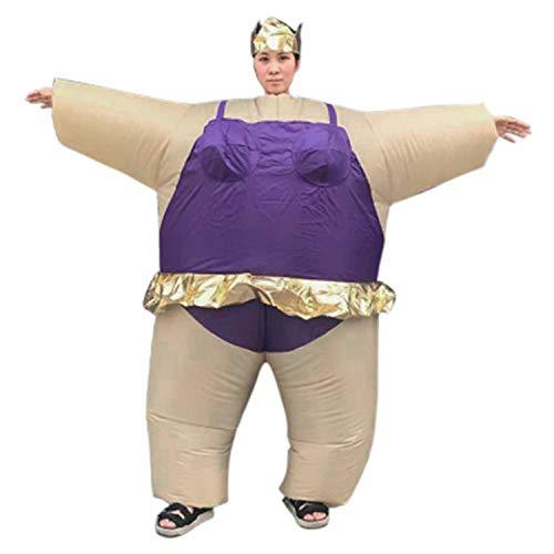 LOVEPET Lustiges Ballett-aufblasbares Kostüm-Halloween-Kostüm-Firma-jährliches Ereignis-Leistungs-Programm-Requisiten-Partei-neues Jahr Wird Kostüme Durchführen
