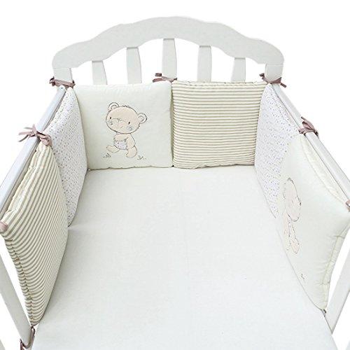 Freahap Bebé Juego de ropa de cama