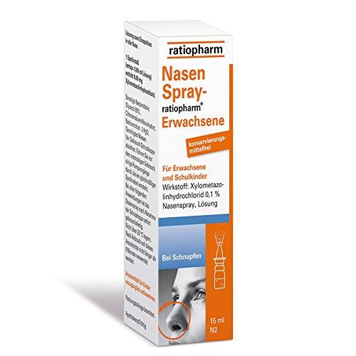 NasenSpray-ratiopharm Erw 15 ml