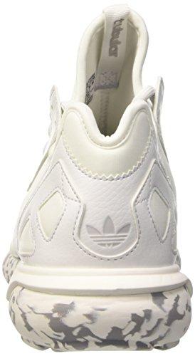 adidas Tubular Runner, Gymnastique homme Blanc Cassé - Bianco (Vintage White S15/St/Vintage White S15/St/Light Onix)