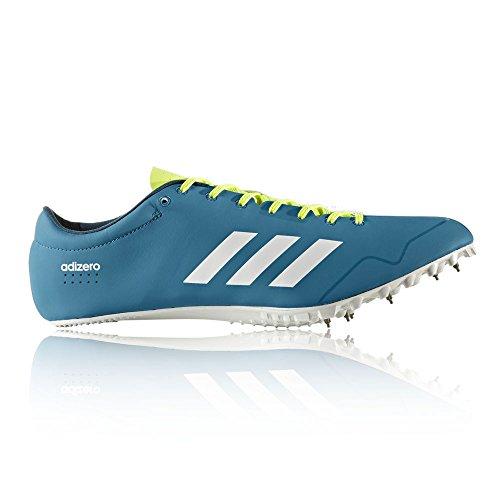 adidas Unisex-Erwachsene Adizero Prime SP Laufschuhe, Blau mehrfarbig (Petmis / Ftwbla / Petnoc)