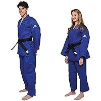 Kappa4Judo Atlanta - Judogi Unisex Adulto, Unisex Adulto, KP30240A09024, Turquesa, 4/170 cm