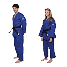 Kappa4Judo Atlanta, Judogi Unisex Adult, unisex adult, Atlanta, blue, 6/190 cm