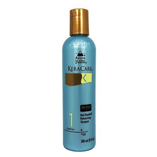 Avlon KeraCare Dry & Itchy Scalp Anti-Dandruff Moisturizing Shampoo 8oz by Avlon
