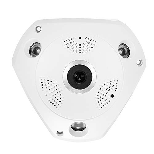 Telecamera IP OWSOO 3MP IP Camera 4G Wireless IP Telecamera IR-CUT Visione Notturna 3G GSM CCTV Camera Video Sorveglianza Onvif IP Cameras con SIM Card Slot & TF Card Slot
