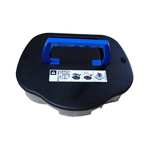 Reyee Filtro Cartucho Caja de polvo para Philips modelos Robot fc8705FC8710fc8715Robot aspiradora...