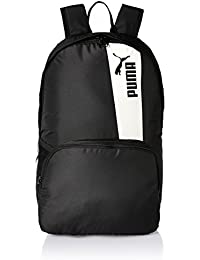 Puma Black-Marshmallow Laptop Backpack (7567401)