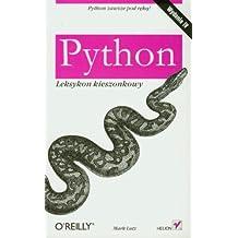 Python: Leksykon kieszonkowy