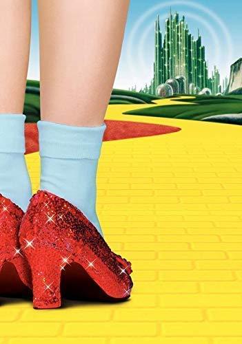 (Generic Der Zauberer von oz Film Foto Poster Textless Film Kunst Judy Garland 001 (A5-A4-A3) - A4)