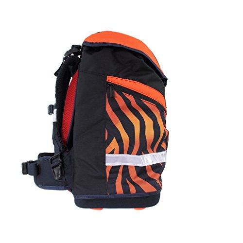Herlitz 11407954 Grundschulrucksack Motion Plus Tiger - 8