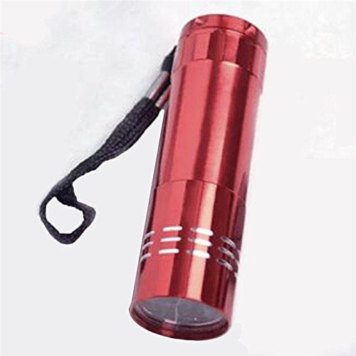 Pinzhi Lampe de poche torche étanche LED 3500 LM Lampe de poche mini lampe de poche x 1