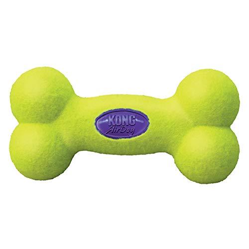 Kong Air Squeaker Bone Medium Giochi per Cani