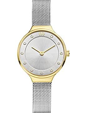 Danish Design Damen-Armbanduhr DZ120629