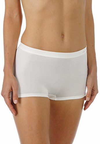 Mey Basics Serie Emotion Damen Panties Weiß 42