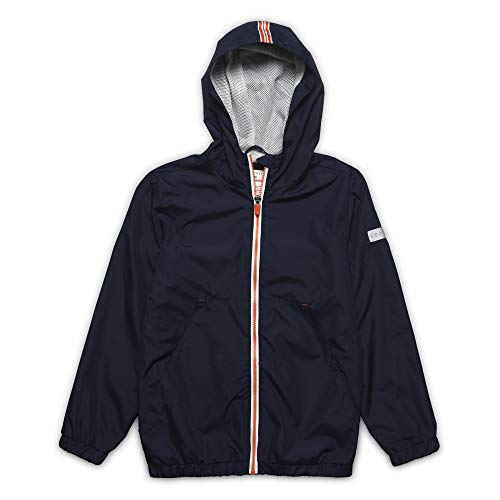 ESPRIT KIDS Jungen Outdoor Jacket Jacke, per Pack Blau (Navy Blue 470), 140 (Herstellergröße: S) - Navy Blue Jacke