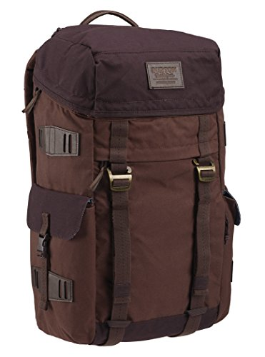 Burton Annex Pack Rugzak Cocoa Brown Waxed Canvas -