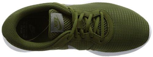Sport scarpe per le donne, colore Verde , marca NIKE, modello Sport Scarpe Per Le Donne NIKE TANJUN SE Verde Grigio-Verde