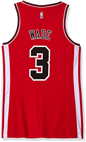 NBA Chicago Bulls Damen Dwayne Wade # 3 Replica Jersey, Damen, Road, Road
