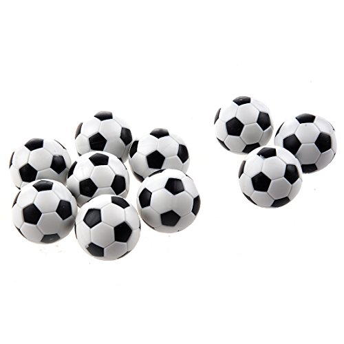 Homiki 6 pequeños balones de fútbol