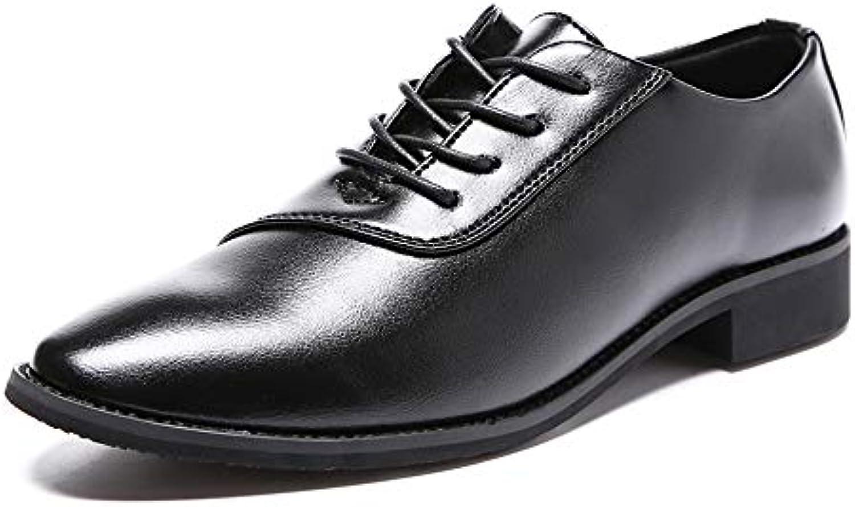 XHD-Scarpe Scarpe da Uomo Classiche semplici da Lavoro in in in Pelle Morbida Casual a Punta di Oxford | Prima i consumatori  | Maschio/Ragazze Scarpa  25e426