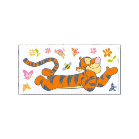 Decofun-Stickers Deco-Small DE 43021 Pooh-Fun Nature Trail