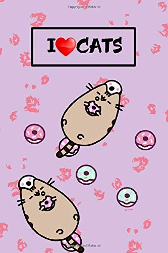I Love Cats: Meow-velous stickers, trivia, step-by-step drawing projects, and more for the cat lover in you! (I Love Activity Books)2020