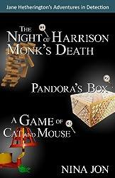 Jane Hetherington's Adventures in Detection Omnibus (Books 1-3)
