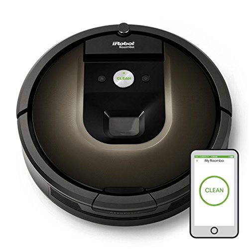 Photo de aspirateur-robot-irobot-roomba-980